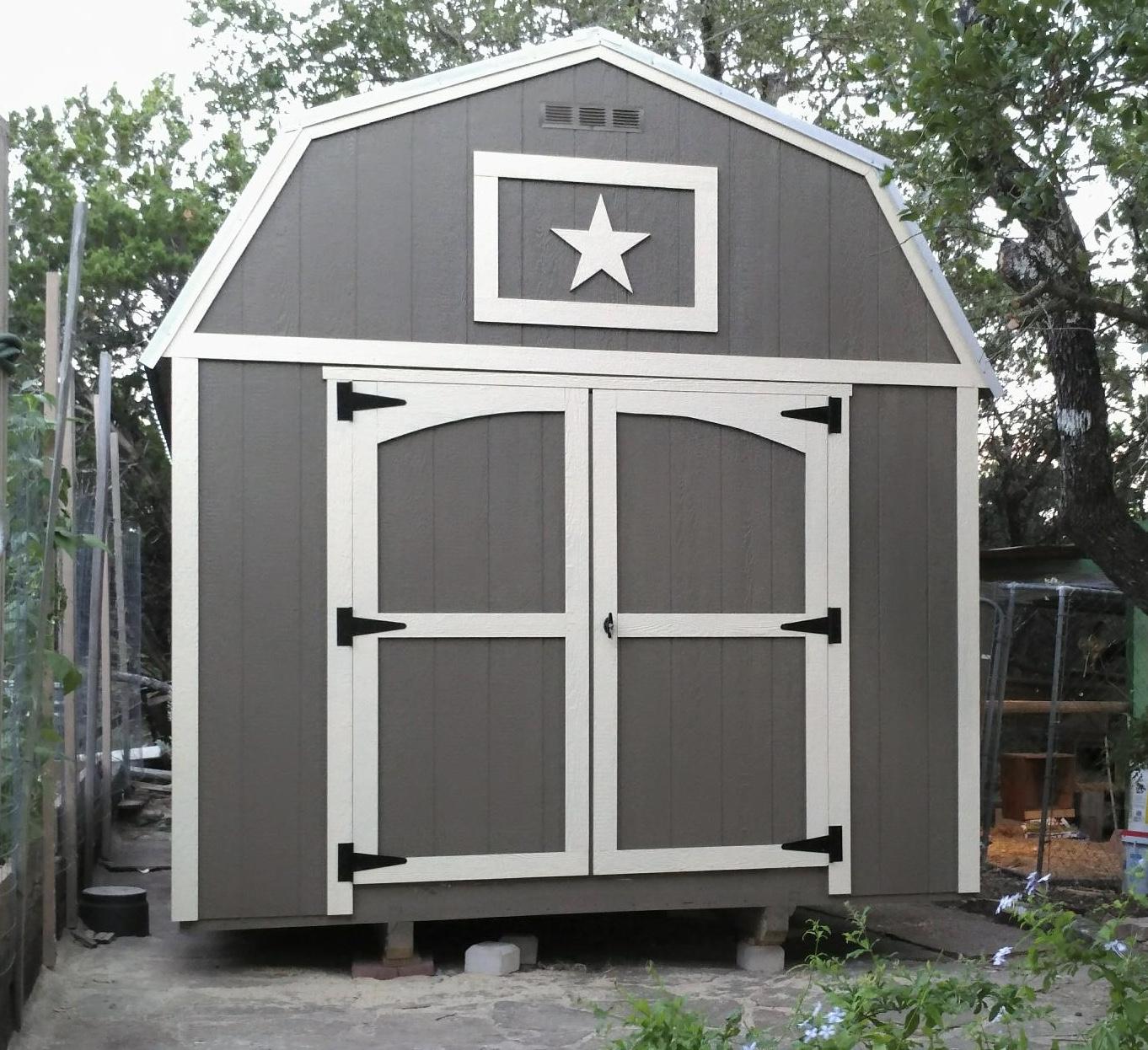 Storage Sheds - Johnny's Backyard SA