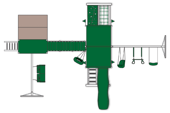 C-8 BRIDGE ESCAPE 5